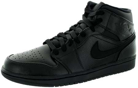3. Nike Air Jordan 1 Mid Basketball Shoe