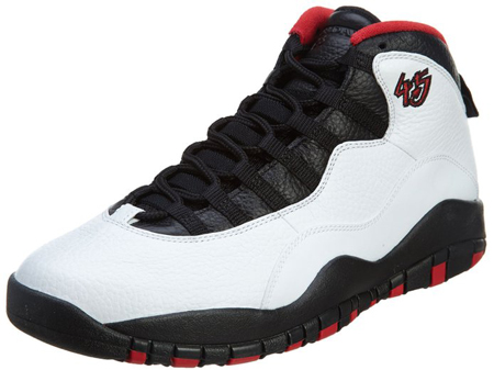 5. Nike Mens Air Jordan Retro 10 Basketball Shoe Bobcats Version