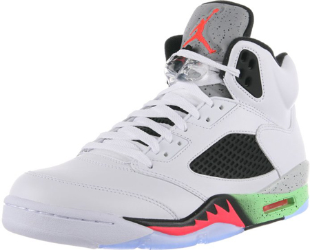 7. Nike Mens Air Jordan Retro 5 Basketball Shoe