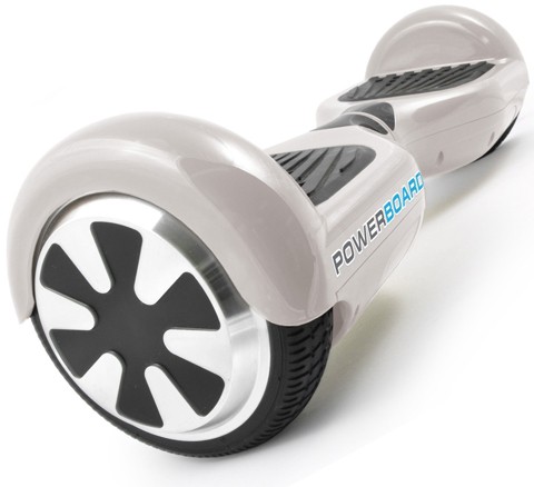 3. Powerboard Scooter