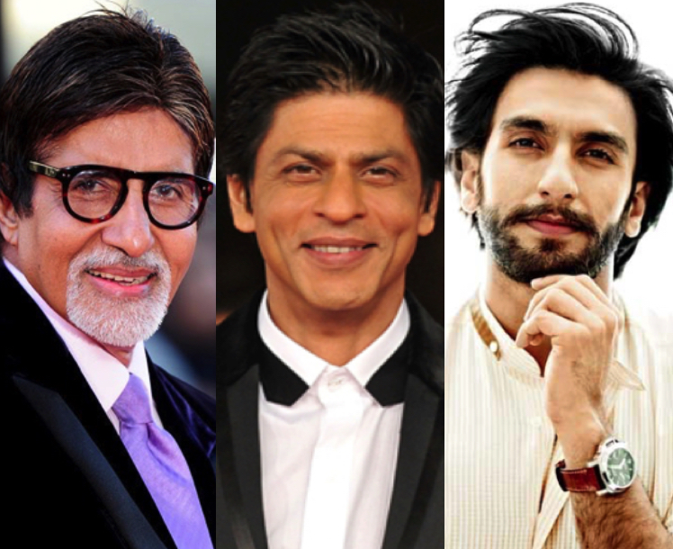 Most Famous Bollywood Indian Actors