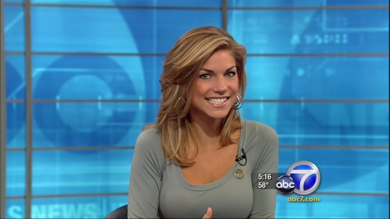 Top 10 Hottest Weather Girls in the US 2016 - All Best Top