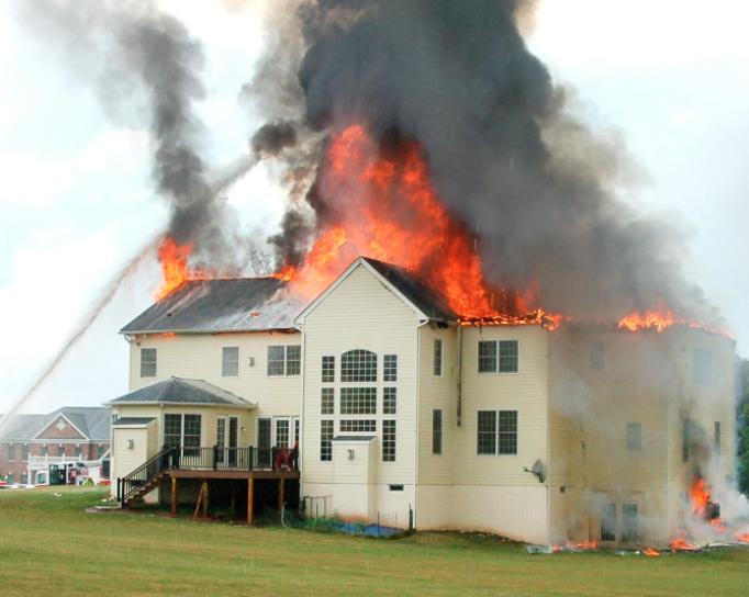 wireless smoke detectors prevent fires