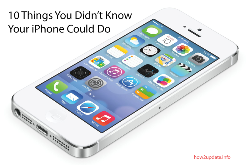 10-Things-You-Didn't-Know-Your-iPhone-Could-Do