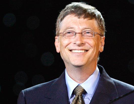 1.Bill Gates