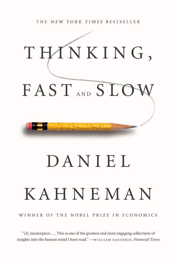 7.Thinking, Fast And Slow by Daniel Kahneman