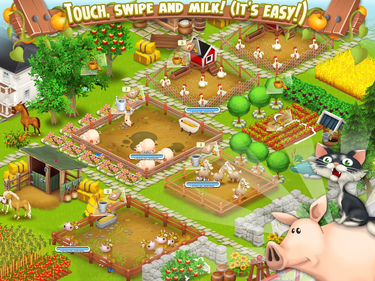 10.Hay Day