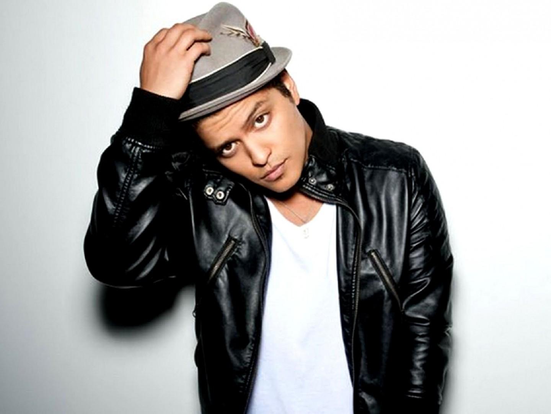 5.Bruno Mars