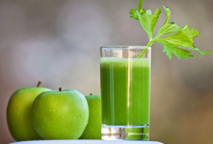 3.Celery Punch juice