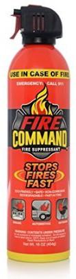 Fire Command FC 16OZFS 02 Fire Suppressant