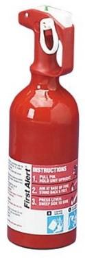 First Alert Auto Fire Extinguisher 2 Lb