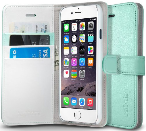 10. Maxboost iPhone 6 and 6 Plus Wallet Cases