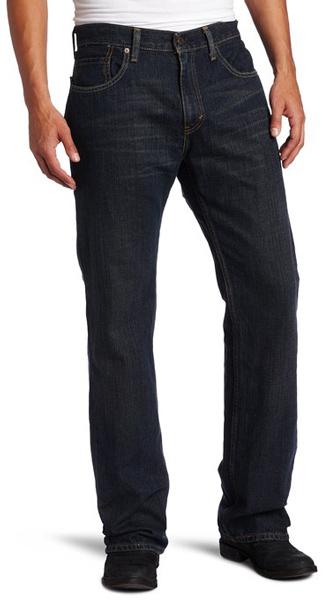 4. Levi's Men's 559 Leg Jean