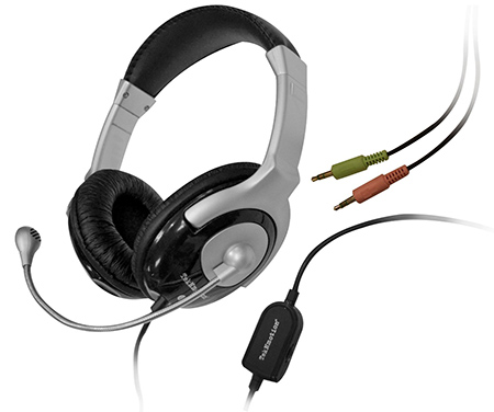 6. Universal PC/Stereo Gaming Headset