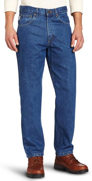 5. Carhartt Men's Relaxed Fit Jean