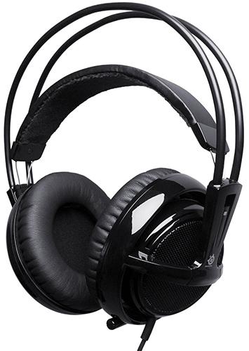 9. SteelSeries Siberia v2 Full-Size Gaming Headset