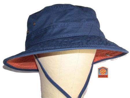 5. Dorfman Pacific Mens Twill Bucket Hat