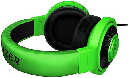 5. Razer Kraken PRO Over Ear PC and Music Headset