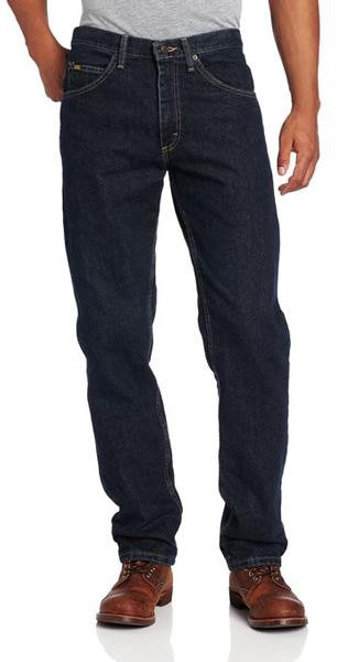 2. Lee Men's Regular Fit Jean