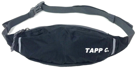 7. Tapp Collections Nylon Waist Pouch