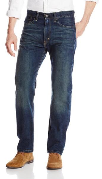 1. Levi's Men's 505 Regular Fit Jean