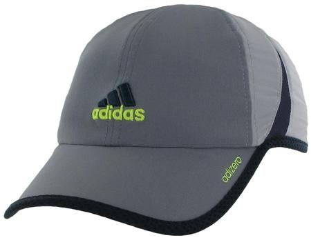 9. Adidas Men's Adizero Cap