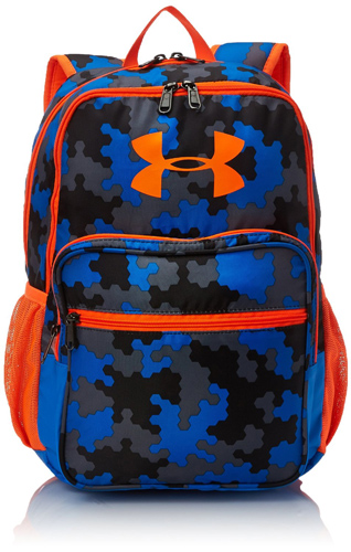10.Under Armour Boy's HOF Backpack