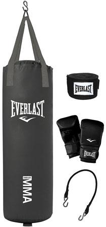 1. Everlast 70-Pound MMA Heavy-Bag Kit
