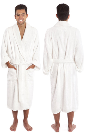 8. Surprise Luxury Shawl Collar Robe