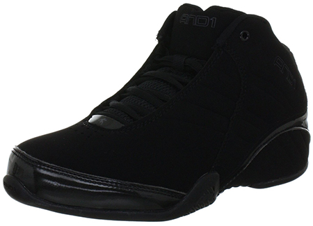 4. And 1 Men's Rocket 3.0 Basketball Shoe