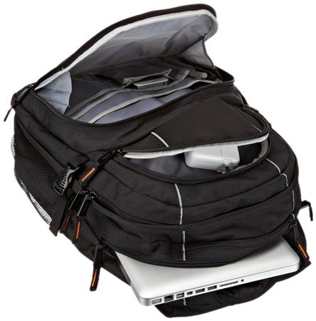 1. AmazonBasics Laptop Backpack