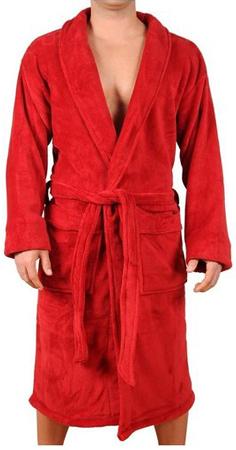 5. Wanted Men's Micro Fleece Robe
