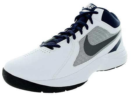 2. Nike Men's The Overplay VIII Basketball Shoe