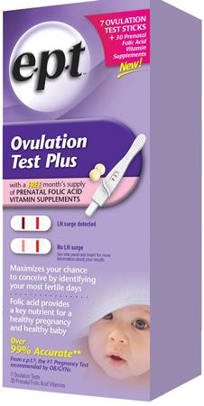 9. EPT Ovulation Test