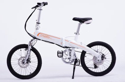 3. Uebiky Invisible Power Electric Bike