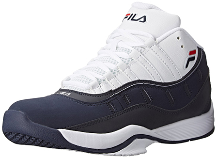 10. Fila Men's City Wide Basketball Shoe