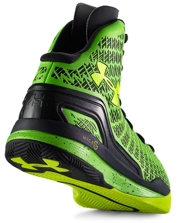 6. Under Armour Men's ClutchFit Drive Mid Basketball Shoe