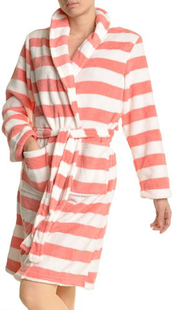 9. Angelina Premium Micro-Fleece Robe 91155