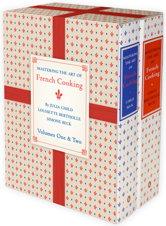 24. Mastering the Art of French Cooking (2 Volume Set)