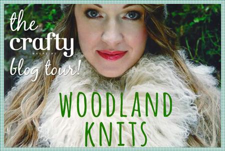9. Woodland Knits: over 20 enchanting patterns (Tiny Owl Knits)