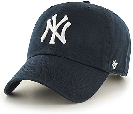 29. MLB '47 Clean Up Adjustable Hat, One Size Fits All