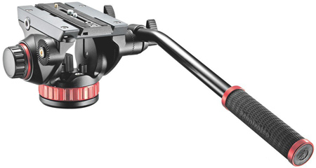 20. Manfrotto Video Head Model MVH502AH