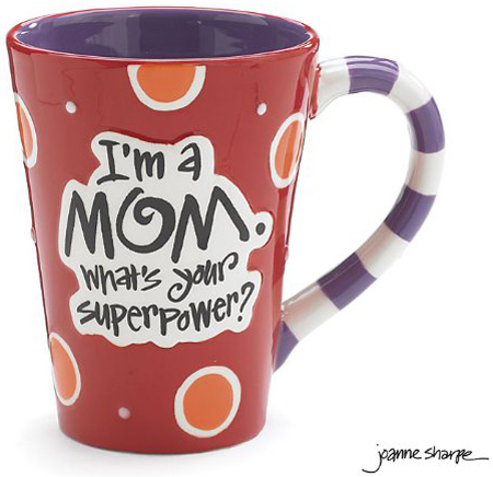 27. I'm A Mom 12oz Coffee Mug Great Gift for Mother