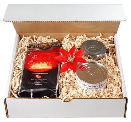 7. Vietnamese Coffee Kit by Heirloom Coffee LLC