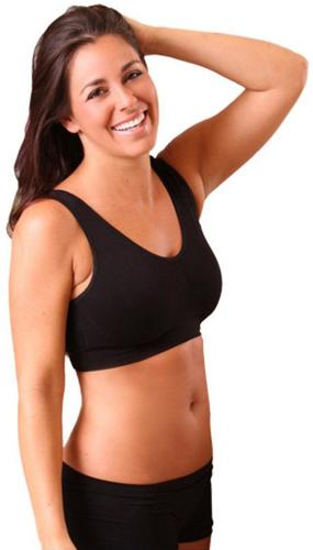 1. Coobie Women's Comfort Bra