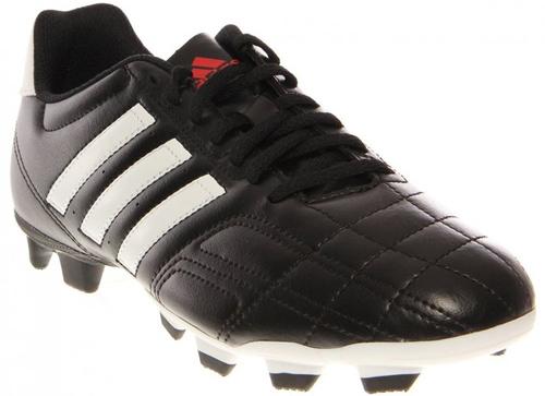1. Adidas Goletto IV TRX FG Soccer Cleats - Black/White
