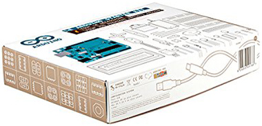 3. The Arduino Starter Kit (Official Kit from Arduino with 170-page Arduino Projects Book)