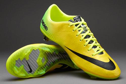 8. Nike Mercurial Vapor Ix Fg Men's Football Soccer Cleats