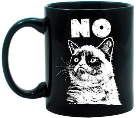 39. Grumpy Cat No Mug