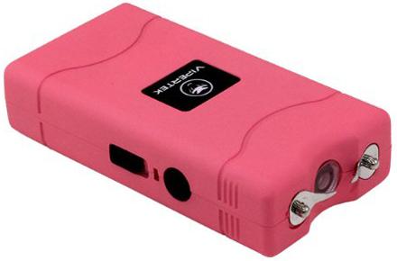 17. VIPERTEK VTS-880 Rechargeable with LED Flashlight
